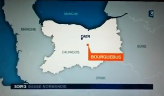 Reportage FRANCE 3 du 21 et 24 janvier 2013 - PIM PAM POMME Bourguébus